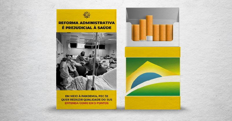 Por que a PEC 32 da reforma administrativa é ruim para a saúde