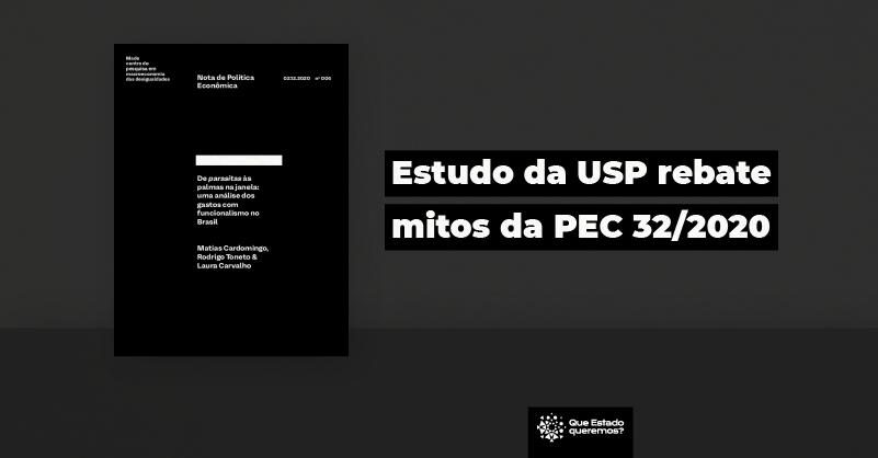 Estudo elaborado pelo Made - Centro de Pesquisa em Macroeconomia das Desigualdades/USP