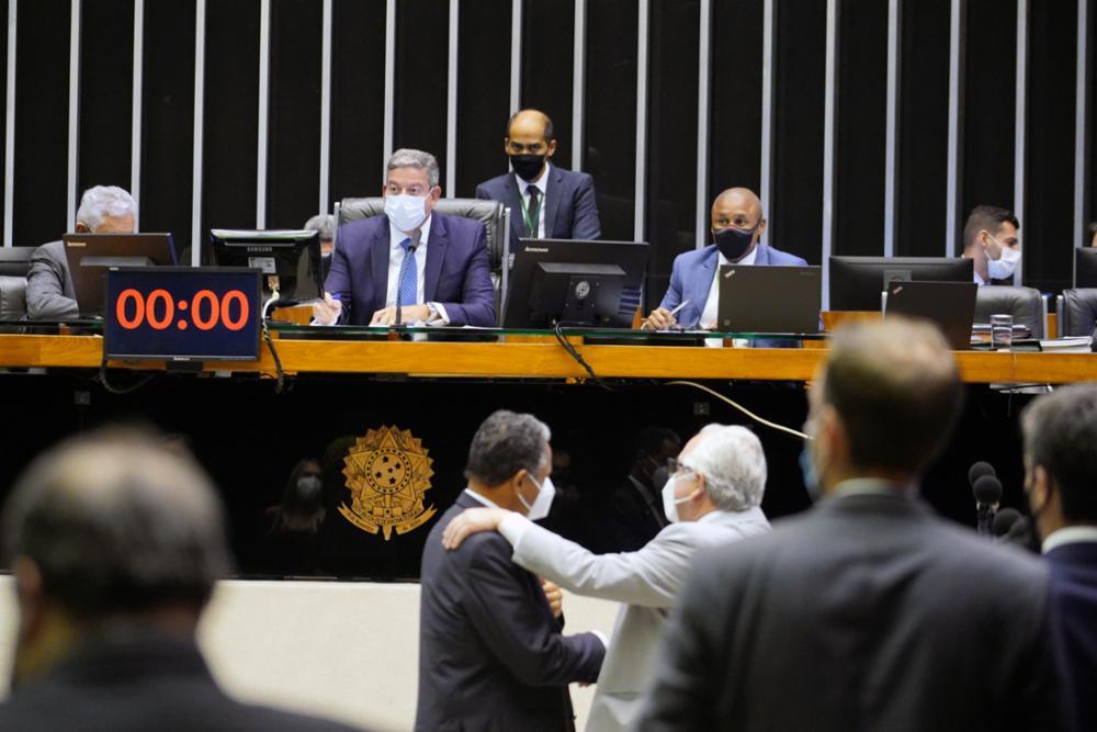 Arthur Lira na Câmara dos Deputados