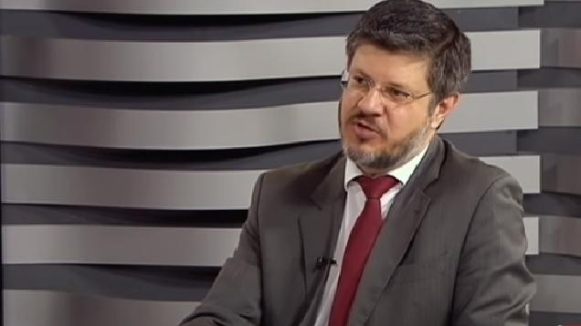 Vinicius Amaral, consultor legislativo do Senado